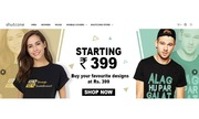 Buy Trendy Mens & Womens T-shirts at Rs.399 - Shutcone